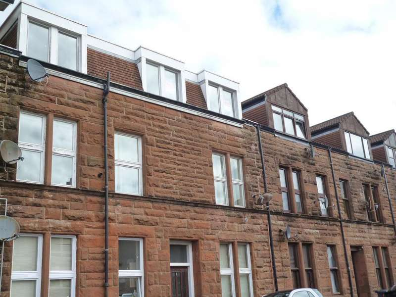 1 Bedroom Flat for sale in 5F Kelvin Street, Largs, KA30 9BD