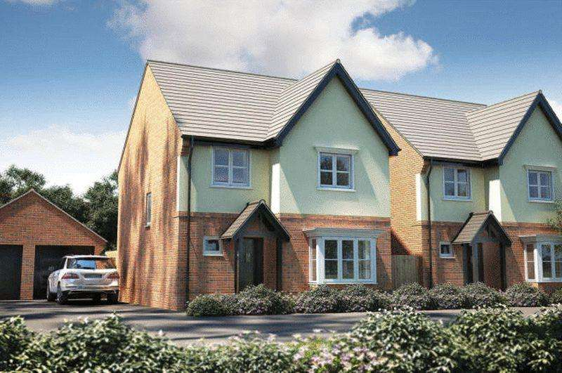 4 Bedrooms Detached House for sale in *** Buyer Incentive *** FREEHOLD new release 'The Titchfield' by Bloor Homes