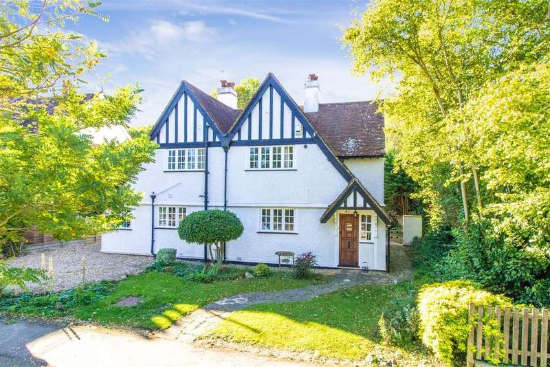 4 Bedrooms Detached House for sale in Meadow Way, Letchworth Garden City