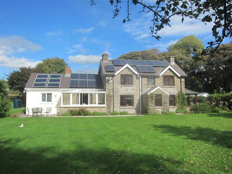 3 Bedrooms Detached House for sale in Wiston, Haverfordwest