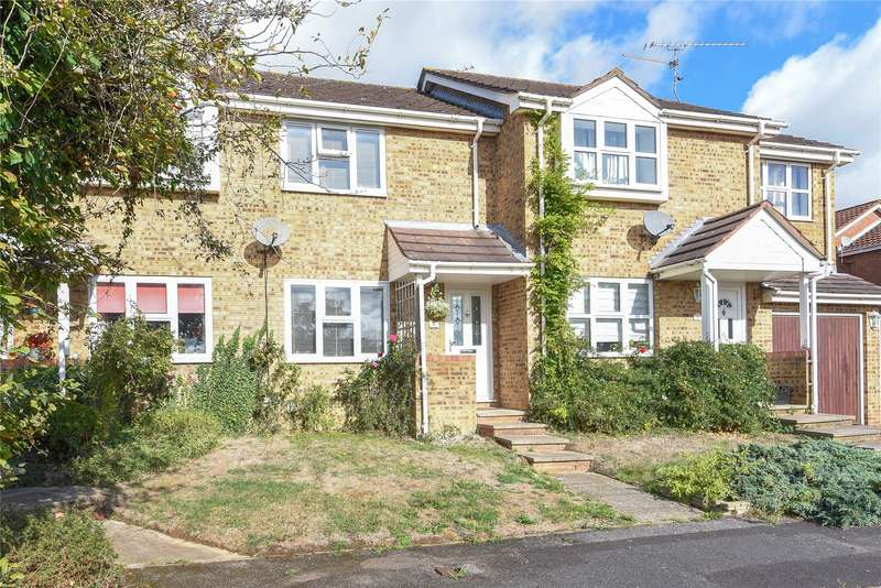 2 Bedrooms Terraced House for sale in Colmworth Close, Lower Earley, Reading, Berkshire, RG6