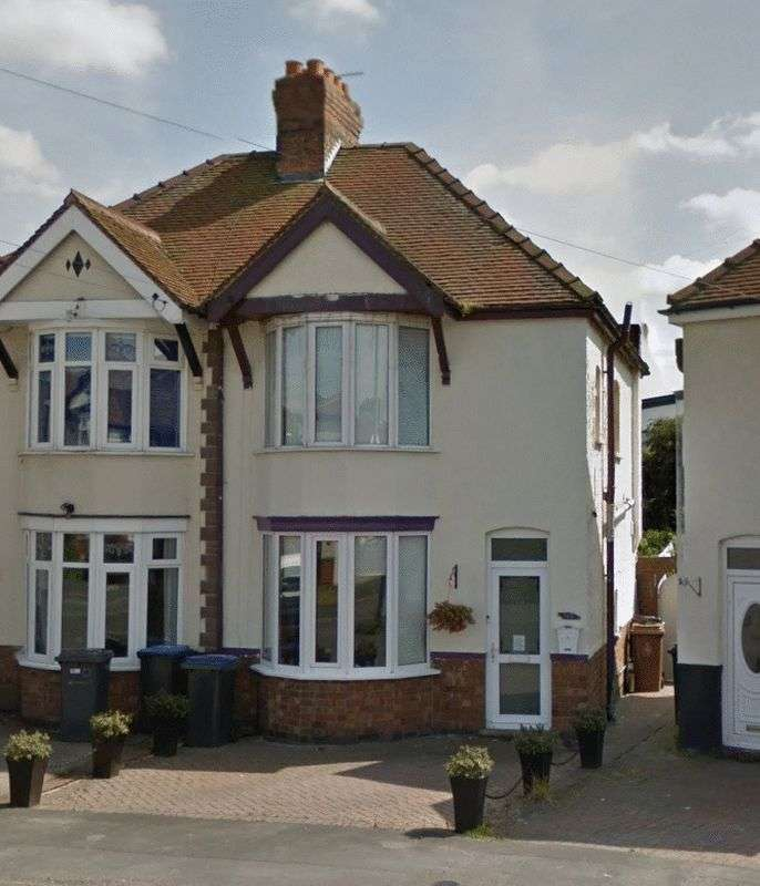 2 Bedrooms Property for sale in Strathmore Road, Hinckley