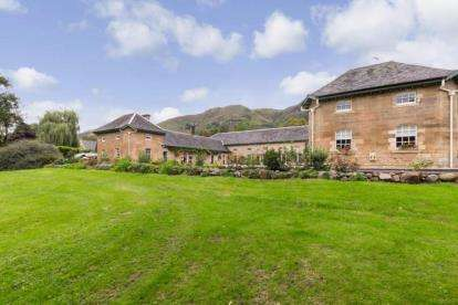 4 Bedrooms Barn Conversion Character Property for sale in Harviestoun Steadings, Bard's Way