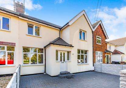 3 Bedrooms Terraced House for sale in Queen Eleanor Road, Far Cotton, Northampton, Northamptonshire