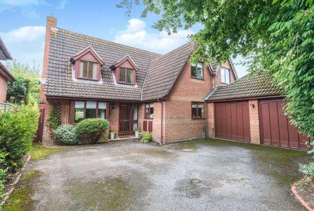 5 Bedrooms Detached House for sale in Sherborne St. John, Basingstoke, Hampshire