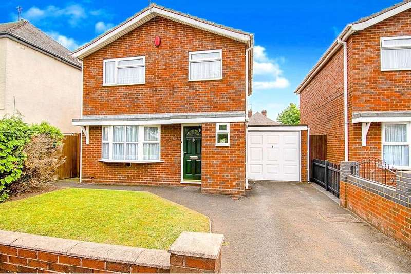 3 Bedrooms Detached House for sale in TRINITY ROAD SOUTH, WEST BROMWICH, WEST MIDLANDS, B70 6NF
