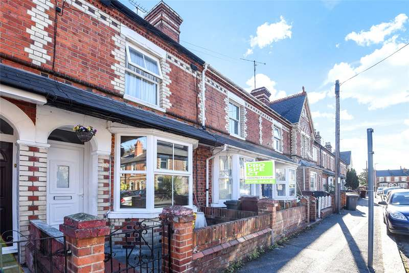 3 Bedrooms Terraced House for sale in Coventry Road, Reading, Berkshire, RG1