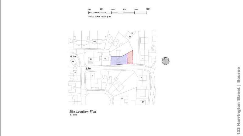 Land Commercial for sale in Harrington Street, Bourne, PE10