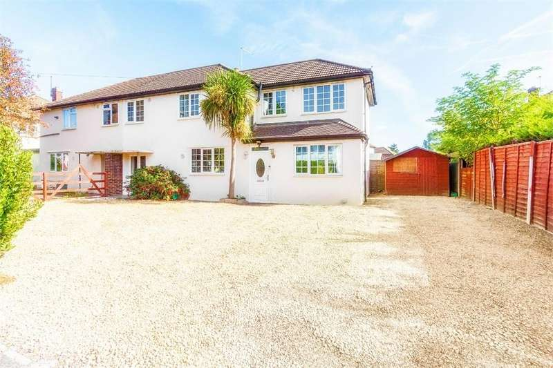 5 Bedrooms Semi Detached House for sale in Rutters Close, West Drayton, Middlesex