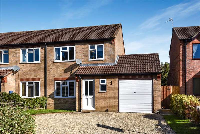 3 Bedrooms Semi Detached House for sale in Banovallum Gardens, Horncastle, LN9