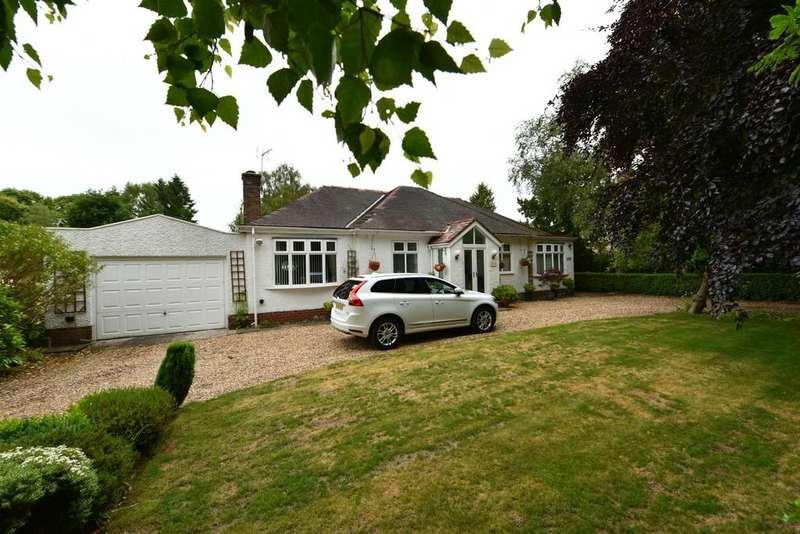 3 Bedrooms Detached Bungalow for sale in Prescot Road, Aughton