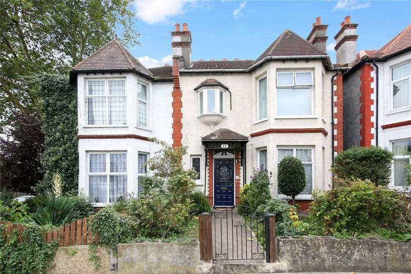 4 Bedrooms Terraced House for sale in Copley Park, Streatham, SW16