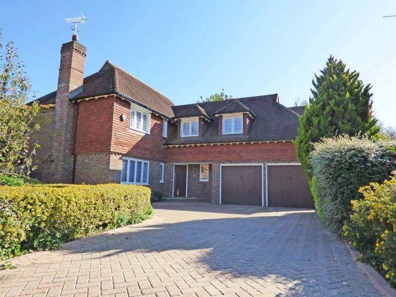 4 Bedrooms House for sale in Thornhurst, Burgess Hill, RH15