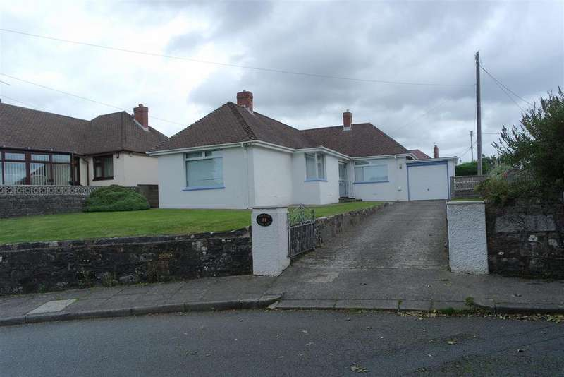 3 Bedrooms Bungalow for sale in Slade Lane, Haverfordwest