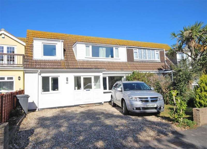 4 Bedrooms Semi Detached House for sale in Wolston Close, Furzeham, Brixham, TQ5