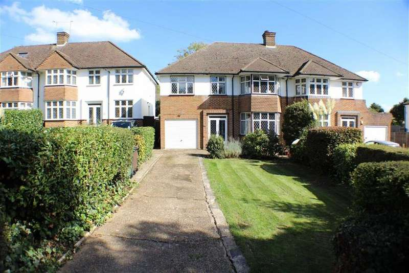 5 Bedrooms Semi Detached House for sale in Watling Street, St Albans, Hertfordshire