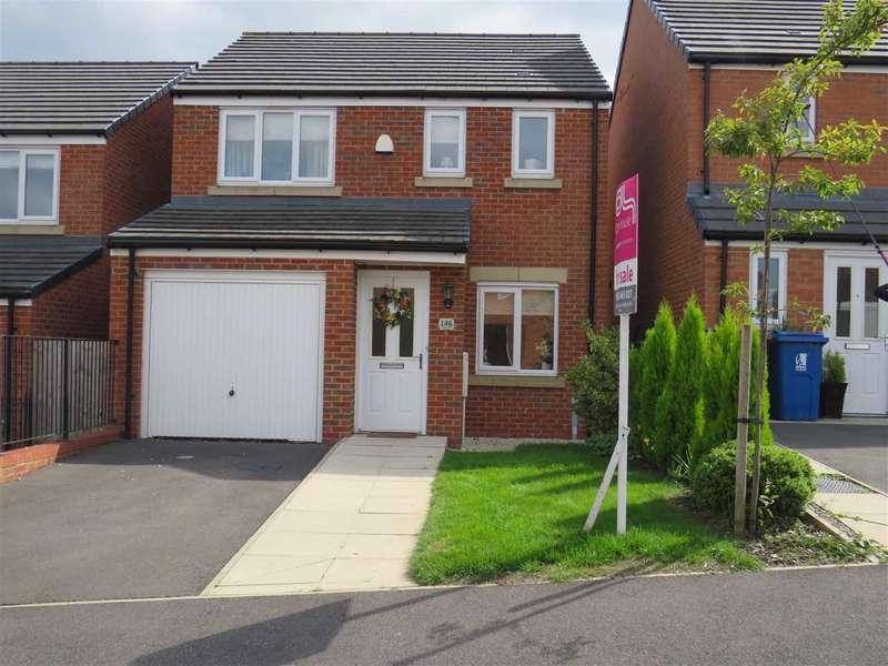 3 Bedrooms Detached House for sale in Hartley Green Gardens,, Billinge, Wigan