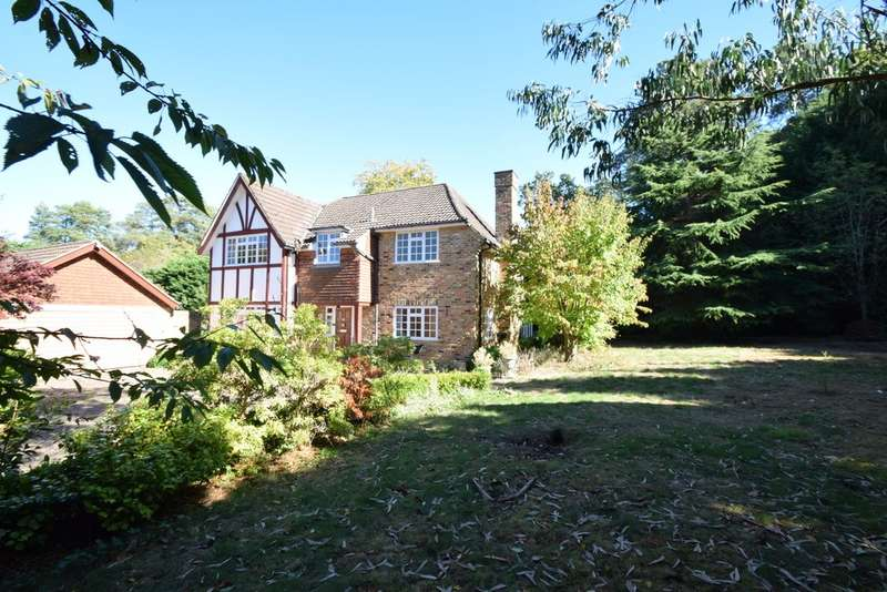 5 Bedrooms Detached House for sale in St Marys Road, Ascot, SL5