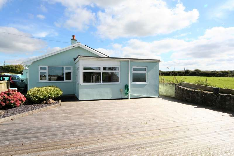 3 Bedrooms Bungalow for sale in Polgine Lane, Troon, Camborne