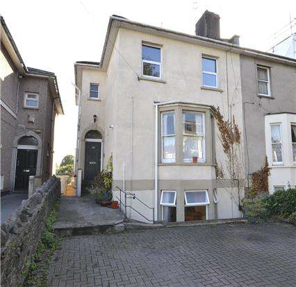 2 Bedrooms Flat for sale in Sussex Place, Montpelier, Bristol, BS2 9QW