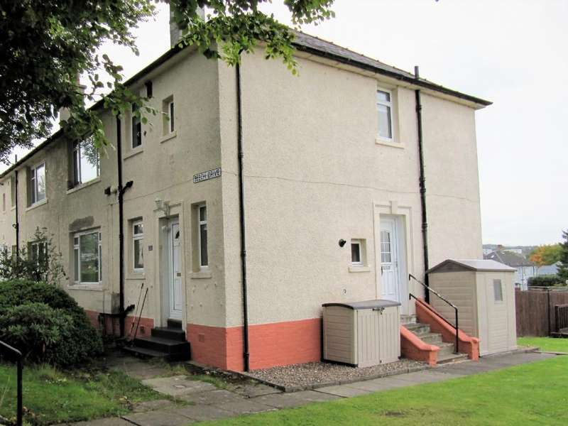 2 Bedrooms Flat for sale in 18 Beech Drive, Clydebank, G81 3QD