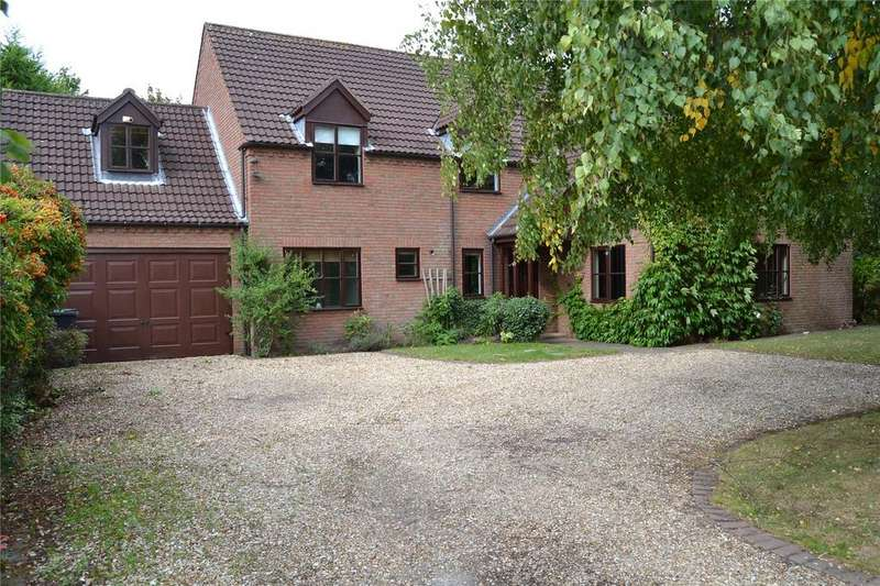 6 Bedrooms Detached House for sale in Morton Road, Laughton, Gainsborough, Lincolnshire, DN21