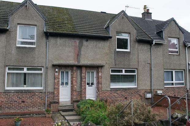2 Bedrooms Terraced House for sale in Warrick Drive, Cumnock