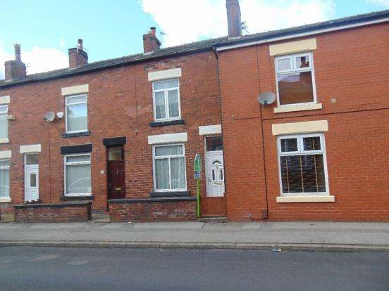 2 Bedrooms Terraced House for sale in Nunnery Road, Bolton BL3