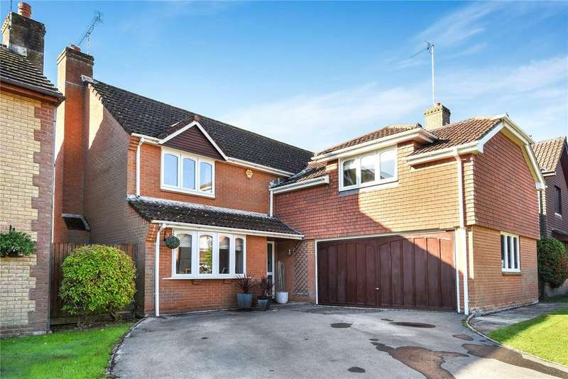 5 Bedrooms Detached House for sale in Fowey Close, Chandler's Ford, Eastleigh, Hampshire, SO53