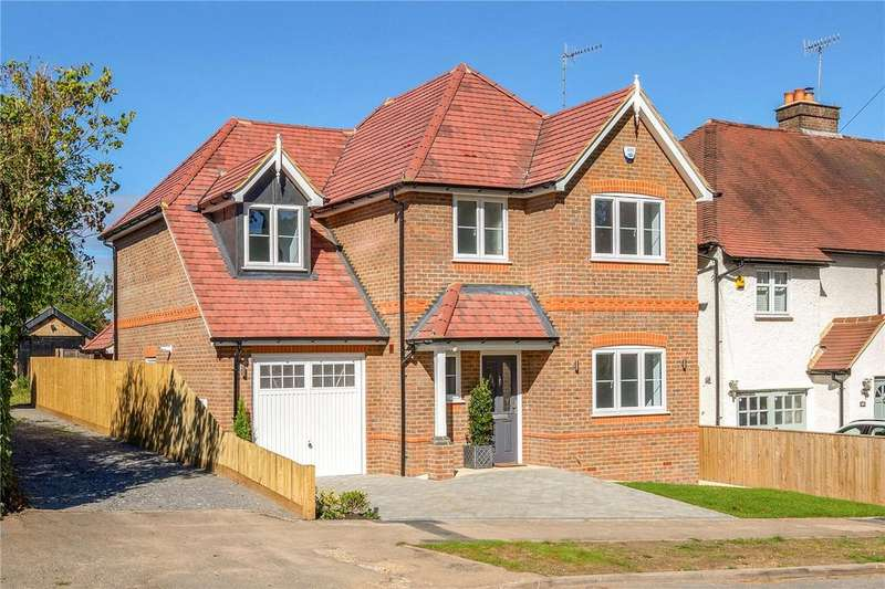 4 Bedrooms Detached House for sale in Ashby Road, Northchurch, Berkhamsted, Hertfordshire, HP4