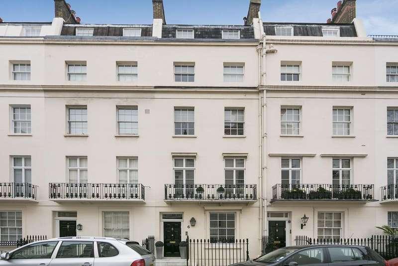 5 Bedrooms Town House for sale in Eaton Terrace, Belgravia, London SW1W