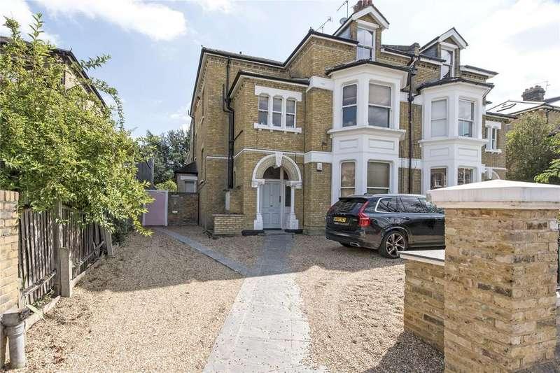 4 Bedrooms Maisonette Flat for sale in Earlsfield Road, London, SW18
