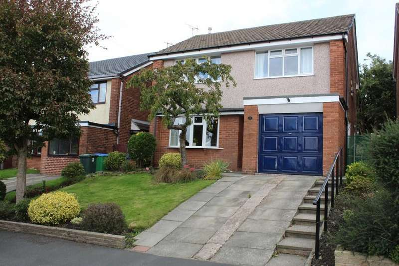 4 Bedrooms Detached House for sale in Stock Grove, Milnrow, Rochdale