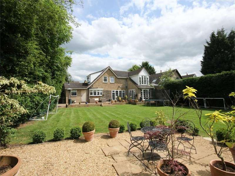 5 Bedrooms Detached House for sale in Mill Lane, Greenfield, MK45