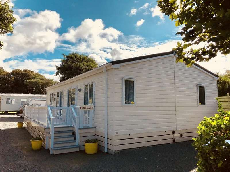2 Bedrooms Mobile Home for sale in Crippas Hill, St. Just, Cornwall