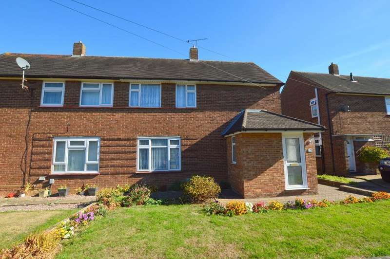 3 Bedrooms Semi Detached House for sale in The Pyghtle, Farley Hill, Luton, LU1 5SD