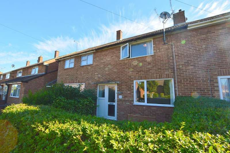 3 Bedrooms Terraced House for sale in Briar Close, Putteridge, Luton, LU2 8EA