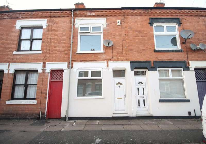 3 Bedrooms Terraced House for sale in Paget Road, West End, Leicester, LE3 5HN