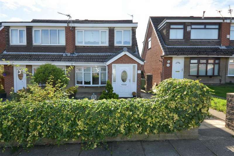 3 Bedrooms Semi Detached House for sale in Highfield Grange Avenue, Winstanley, Wigan, WN3