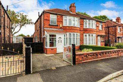 3 Bedrooms Semi Detached House for sale in Leighbrook Road, Fallowfield, Manchester, Uk