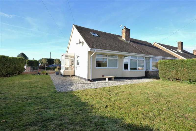2 Bedrooms Semi Detached Bungalow for sale in States Road, Lytham St Annes