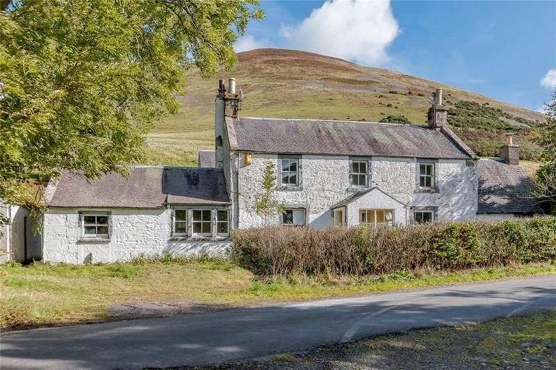 4 Bedrooms House for sale in Kilbucho, Biggar, Lanarkshire