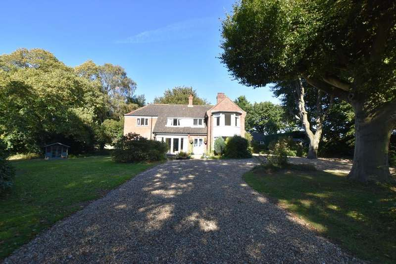 7 Bedrooms Detached House for sale in Aylmerton