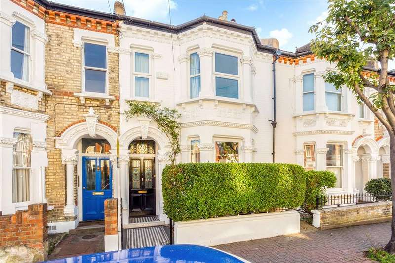 5 Bedrooms Terraced House for sale in Norroy Road, Putney, London, SW15