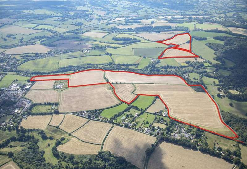 Farm Commercial for sale in Land At West Tisbury, West Tisbury, Salisbury, Wiltshire, SP3