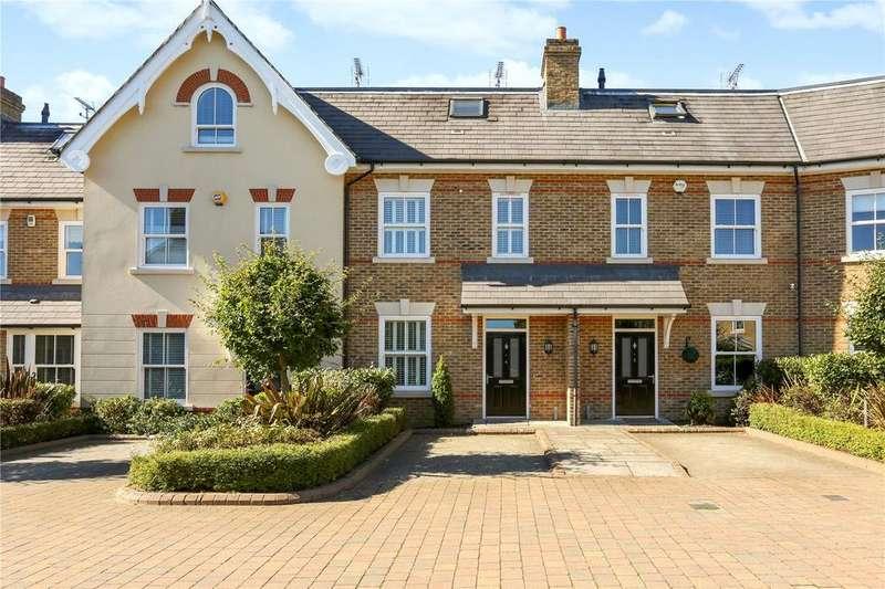 4 Bedrooms Terraced House for sale in Kensington Mews, Windsor, Berkshire, SL4
