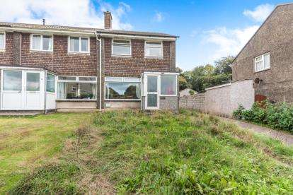 3 Bedrooms End Of Terrace House for sale in Camborne, Cornwall, .