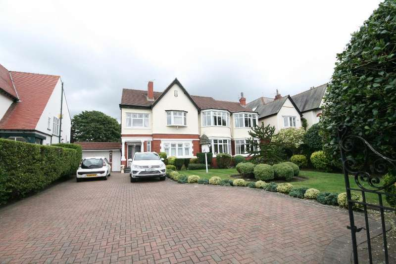 5 Bedrooms Detached House for sale in Argyle Road, Hesketh Park, Southport, PR9 9LH