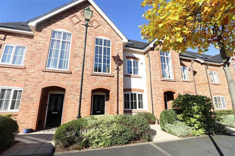 3 Bedrooms Terraced House for sale in Hartley Hall Gardens, Whalley Range, Manchester, M16