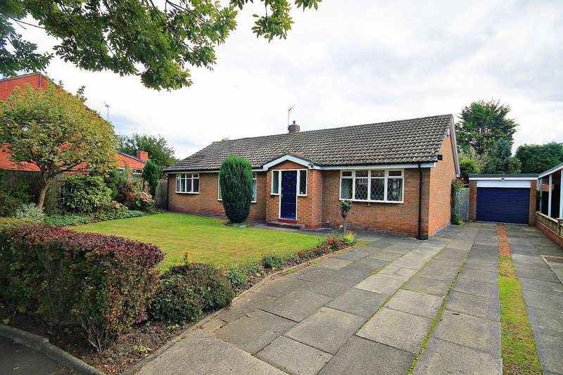 3 Bedrooms Detached Bungalow for sale in Staffordshire drive, Belmont, Durham